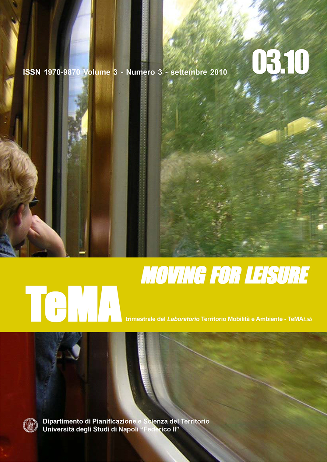 12_Vol 3, N° 3 (2010): Moving for Leisure
